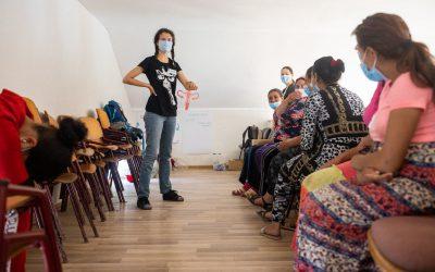 Cursuri pentru fete și tinere mame