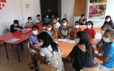 ABC în educație și sănătate la Ponorâta. Accelerator de literație și dezvoltare personală, cursuri de îngrijire copil și alăptare